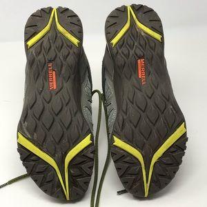 Merrell Shoes - Merrell Siren Sport Q2 Hiking Shoe Dusty Olive 8